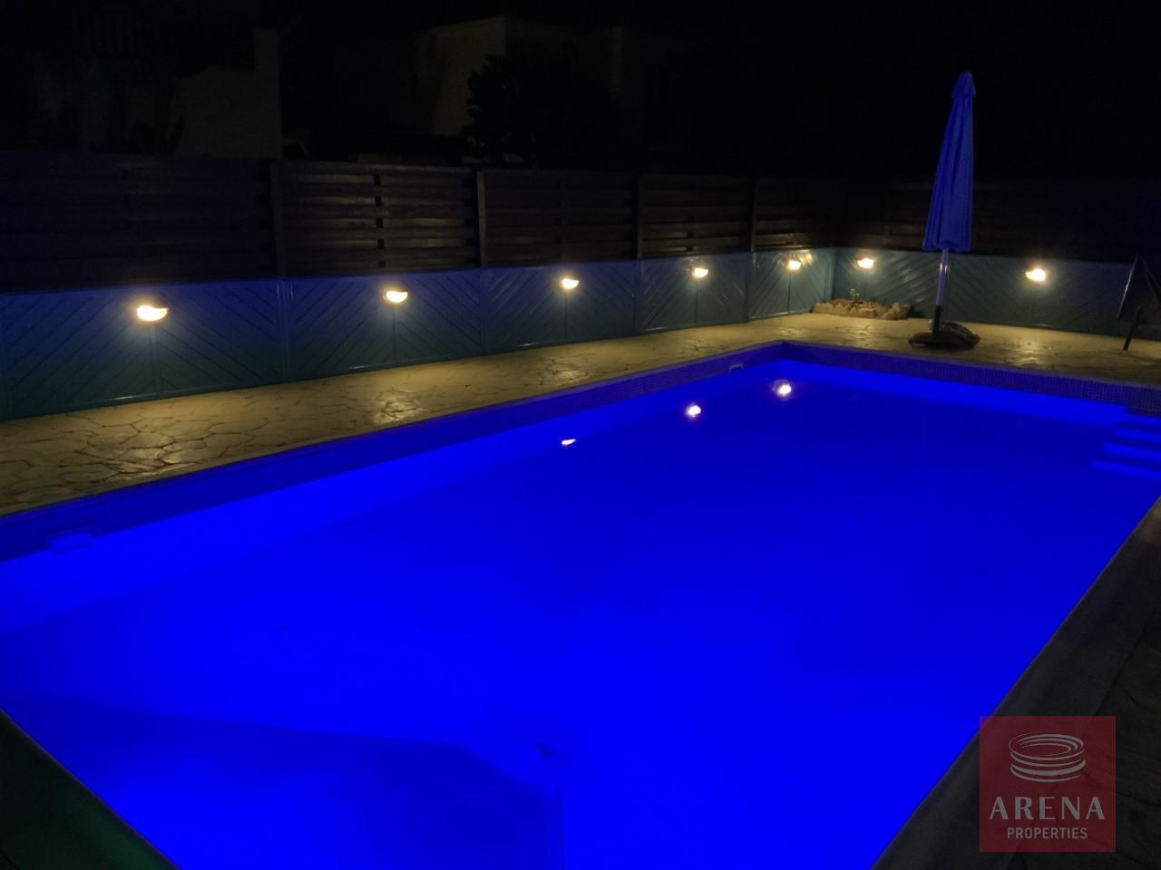 Villa in Ayia Thekla for Sale - swimming pool