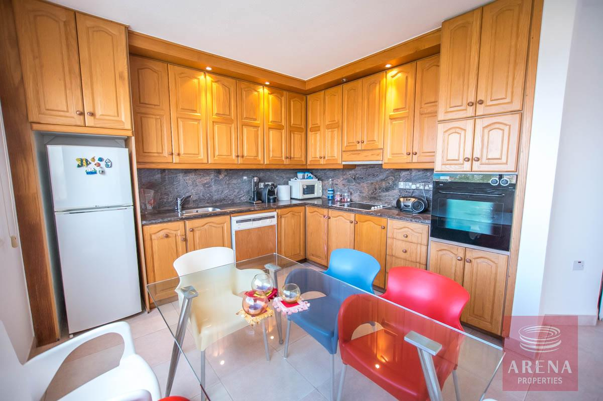 2 bed apartment in pernera - kitchen