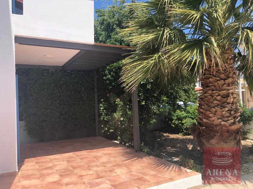 2 bed villa in pervolia - veranda