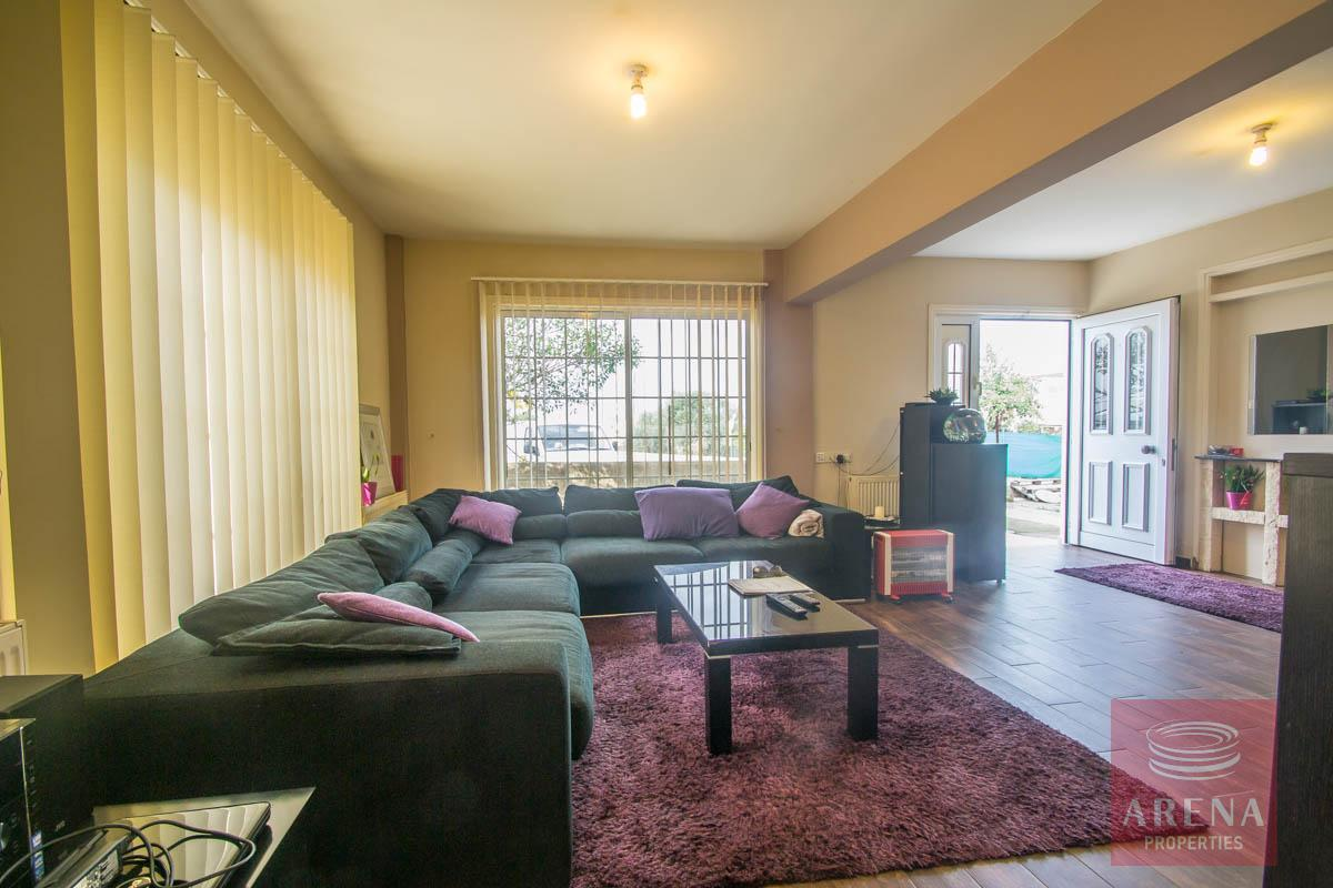 Townhouse in Paralimni - Living Room