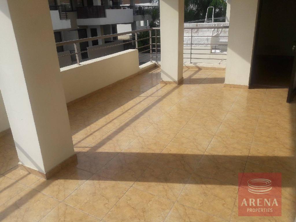 Apartment in Livadia - veranda