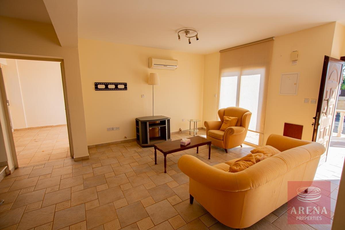 House in Ayia Thekla - living-room