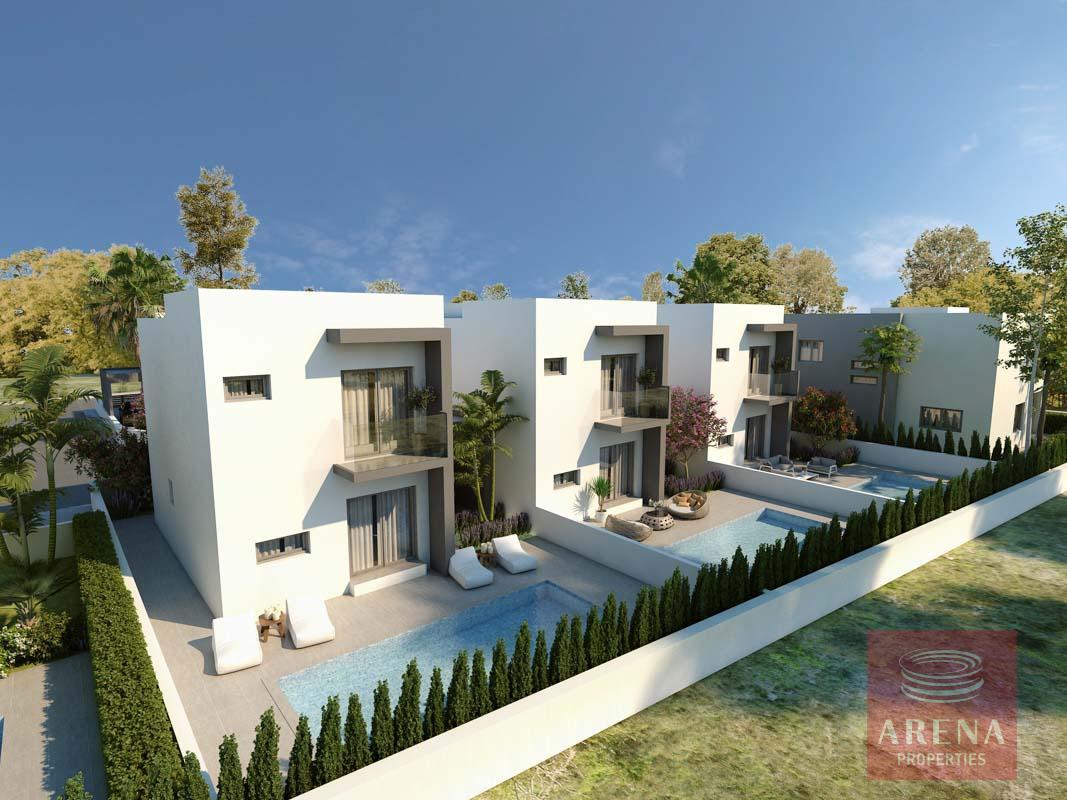 new villa in Frenaros
