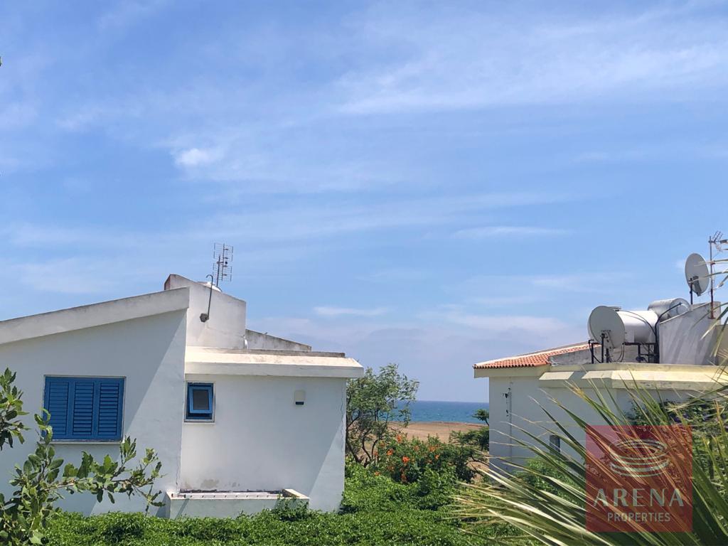 2 bed villa in pervolia - sea views