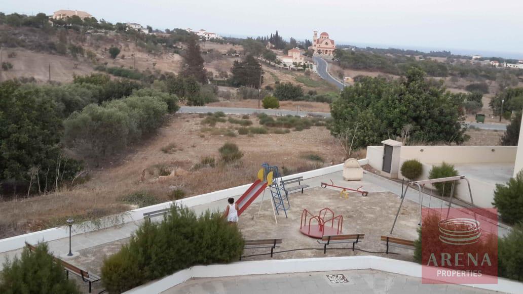 apt in mazotos for rent - kids playground