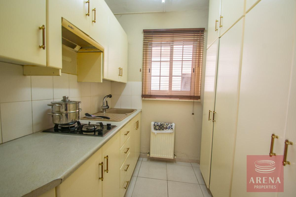 4 bed townhouse in Paralimni - second kitchen