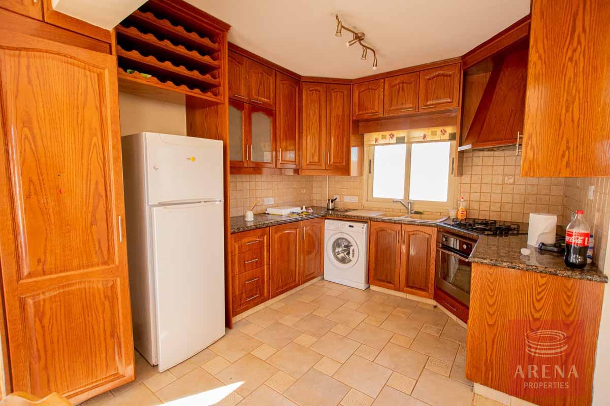 house in Ayia Thekla - kitchen