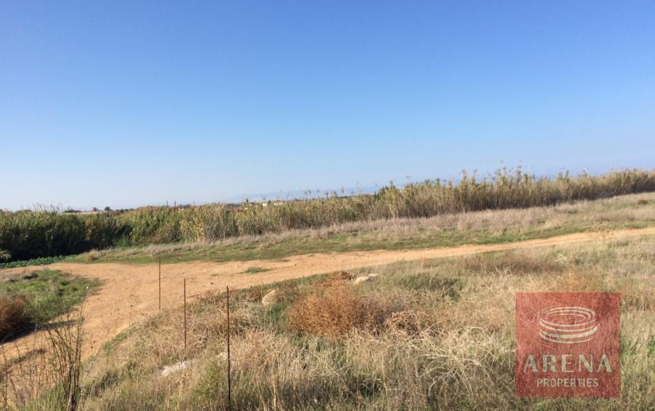 buy land in kapparis
