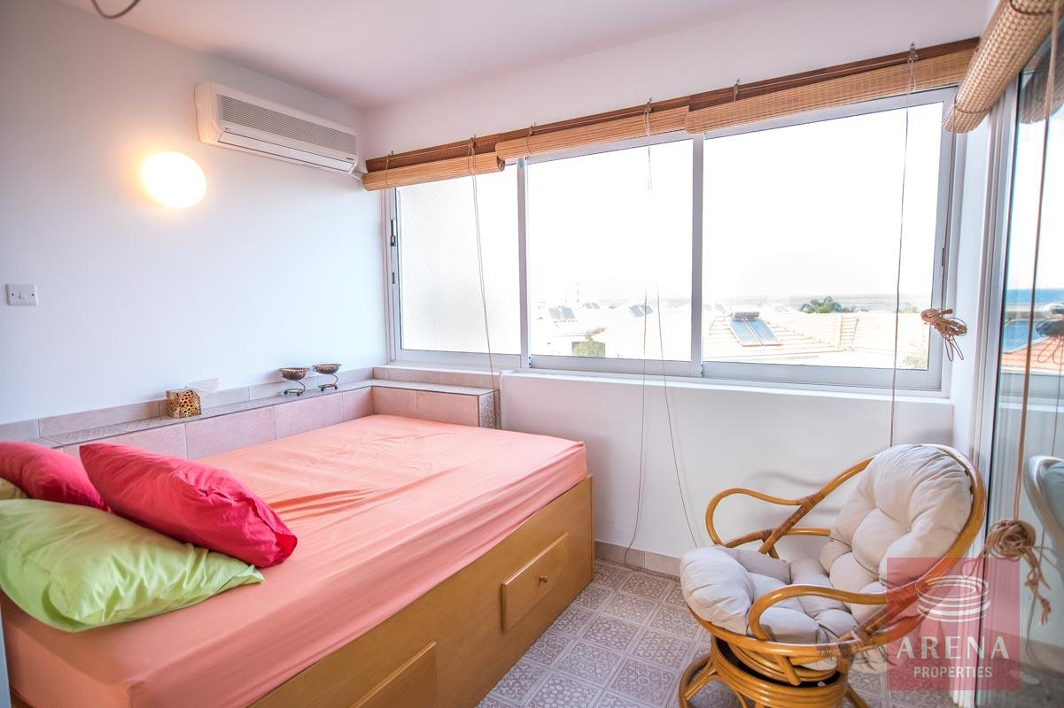 2 bed apartment in pernera - bedroom