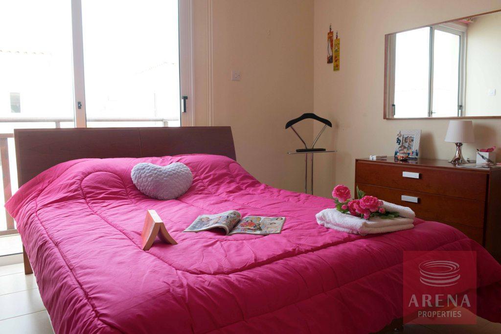 2 bed villa in pernera - bedroom