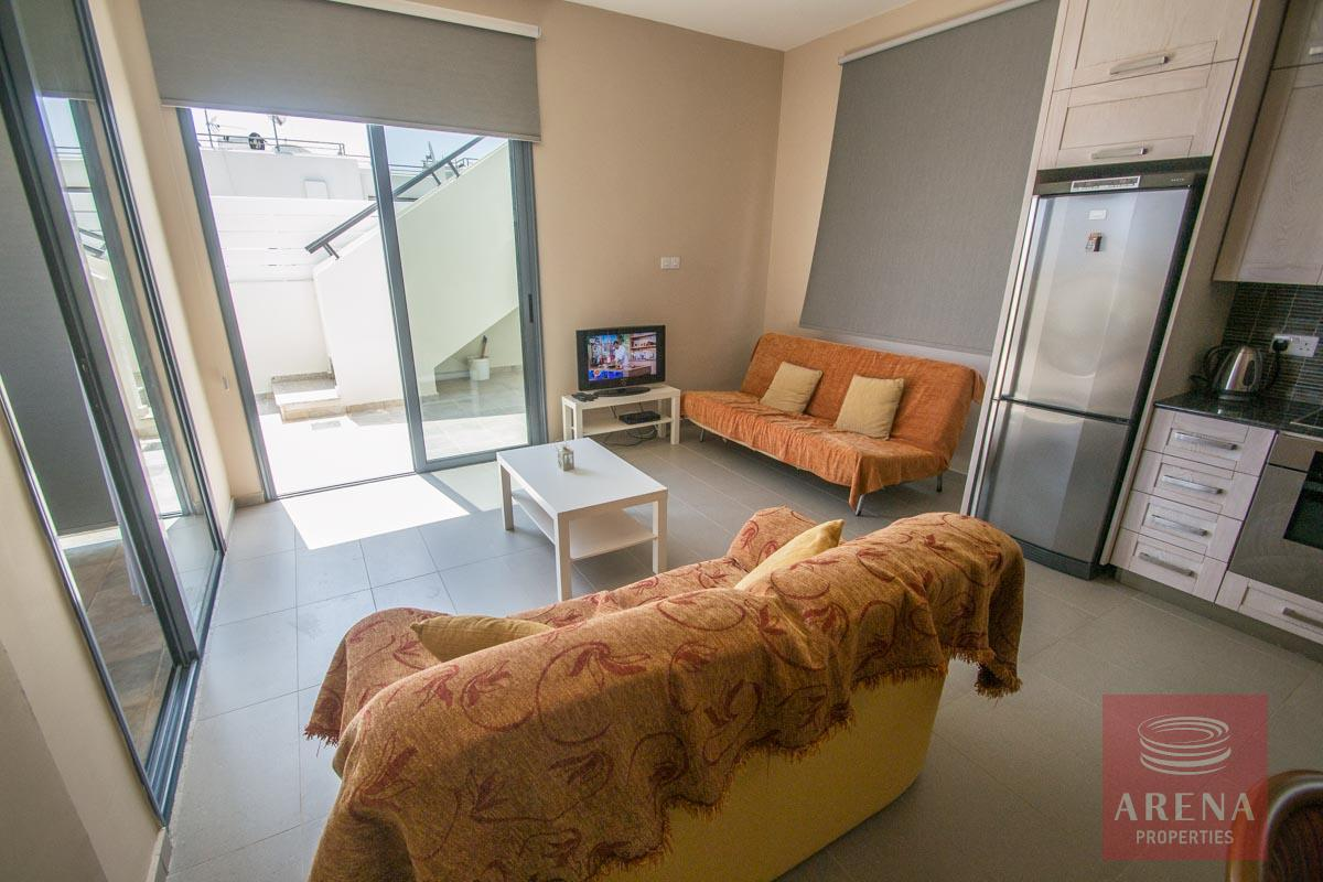apt in kapparis for sale - living room
