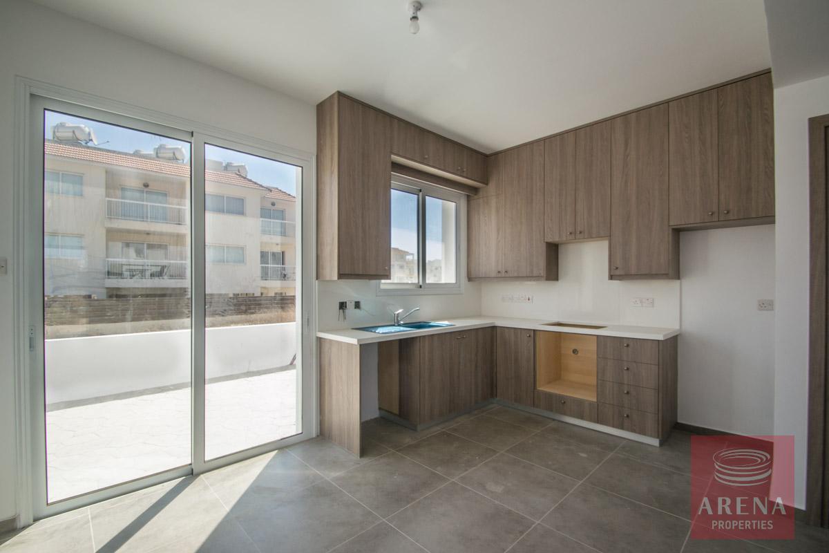 semi detached house in kapparis - kitchen