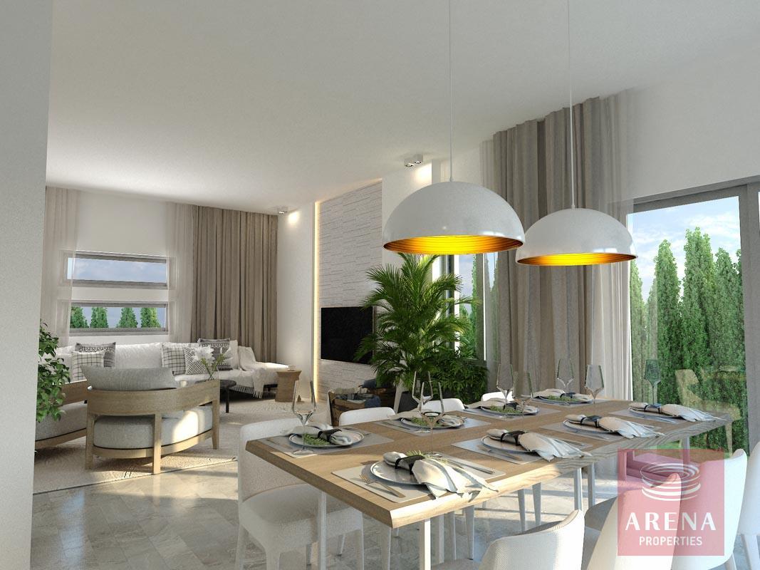 villa in Frenaros to buy - dining area
