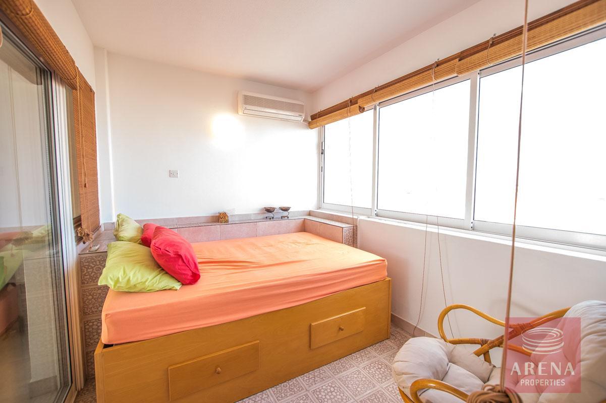 apartment in pernera - bedroom