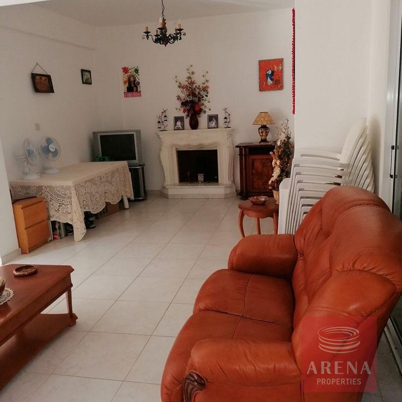 2 bed villa in ayia thekla - living room