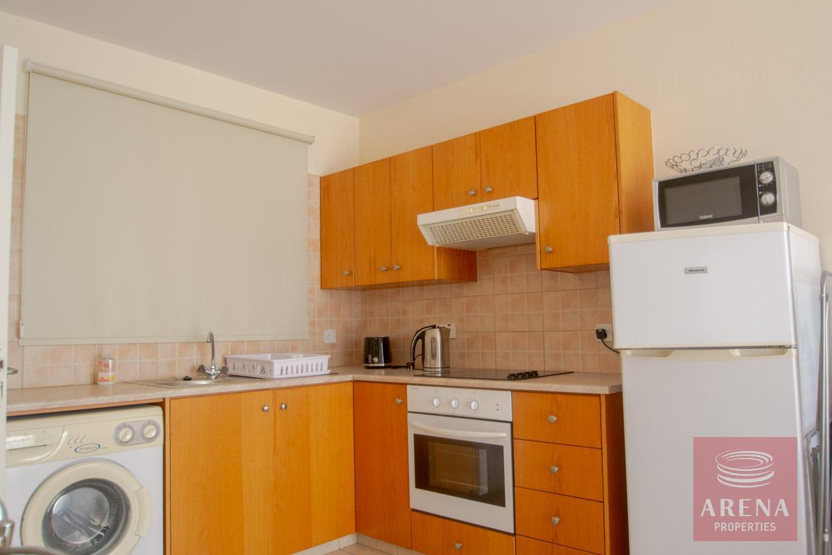 buy apt in kapparis - kitchen