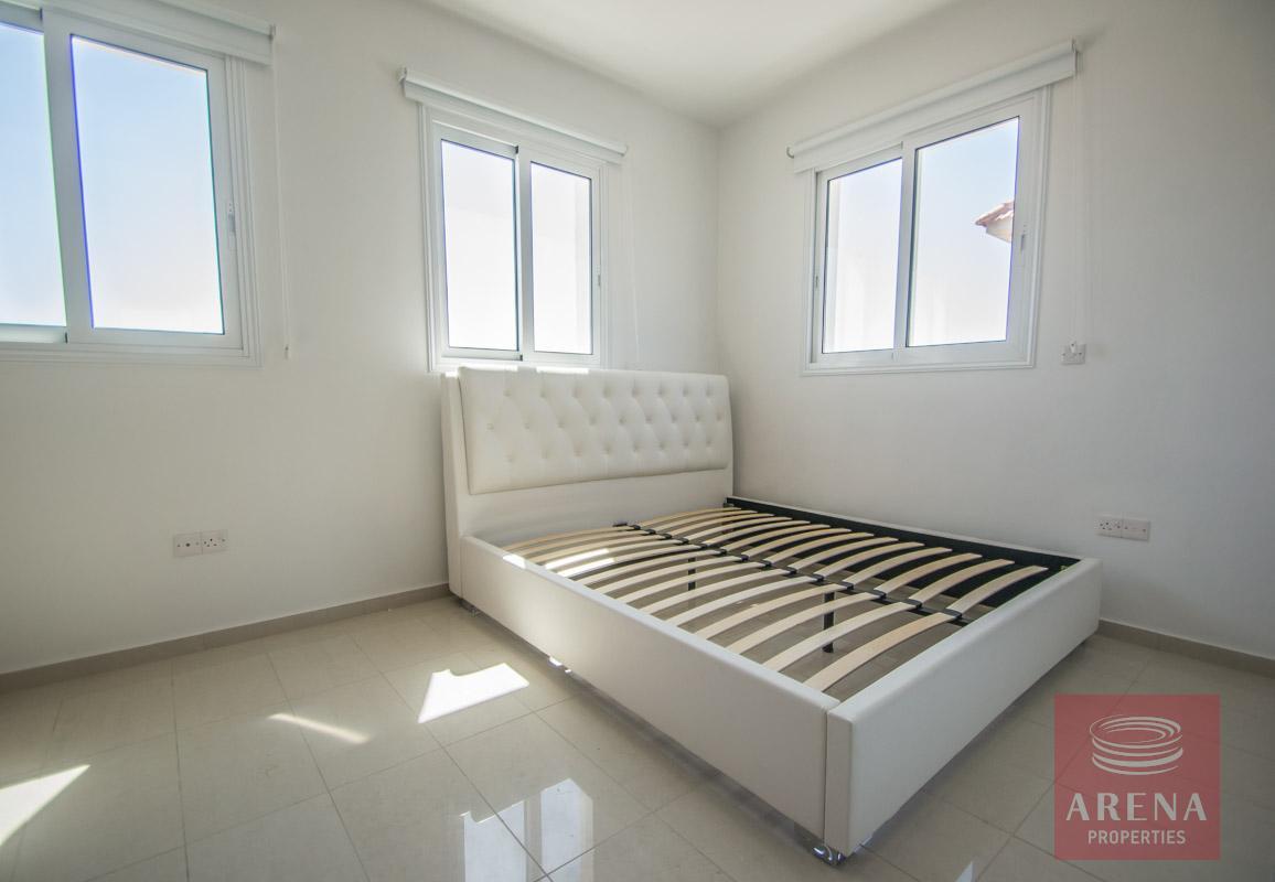 semi-detached house in kapparis - bedroom