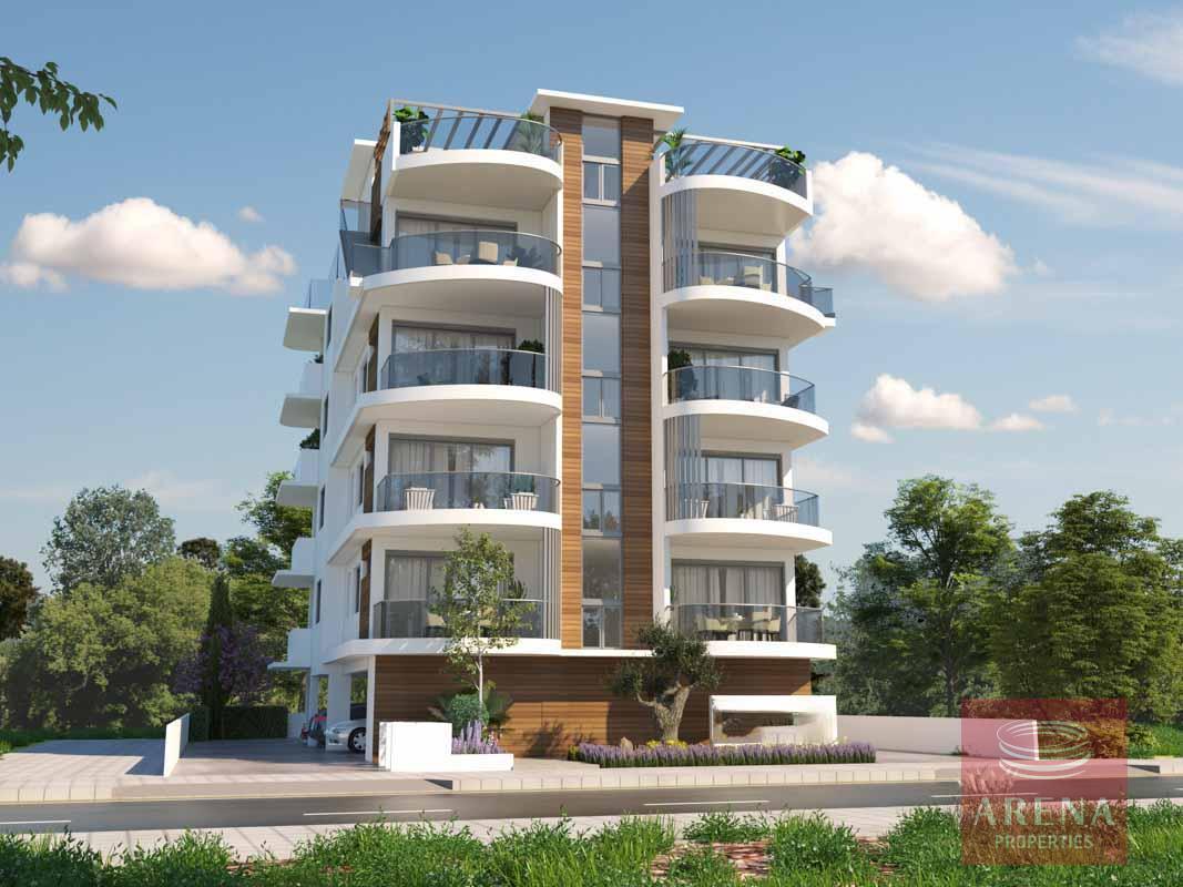 2 Bed flats in Larnaca