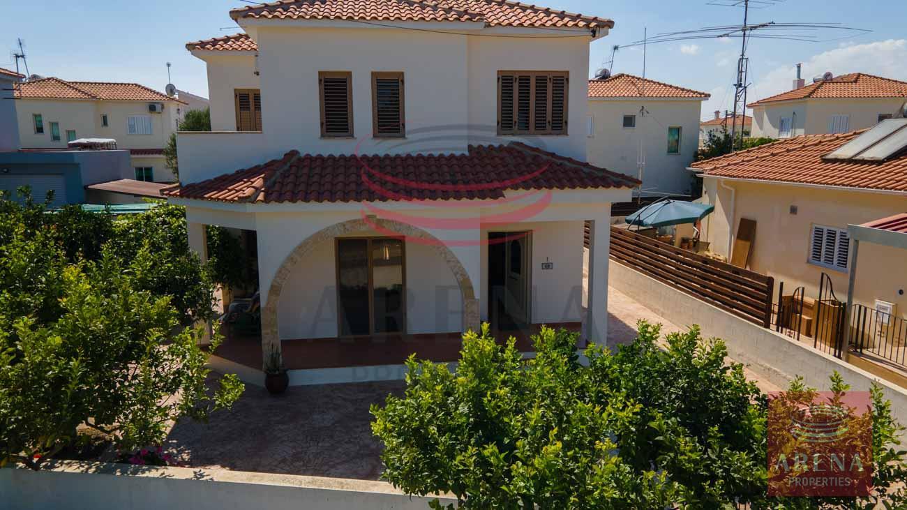 3 Bed villa in Sotira