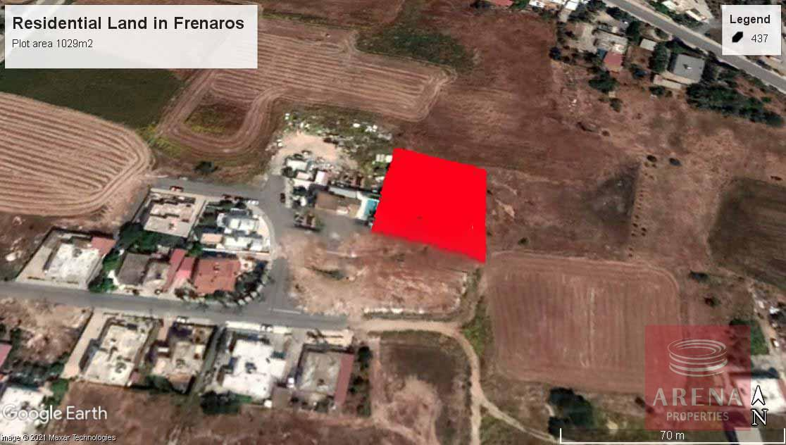 Land in Frenaros