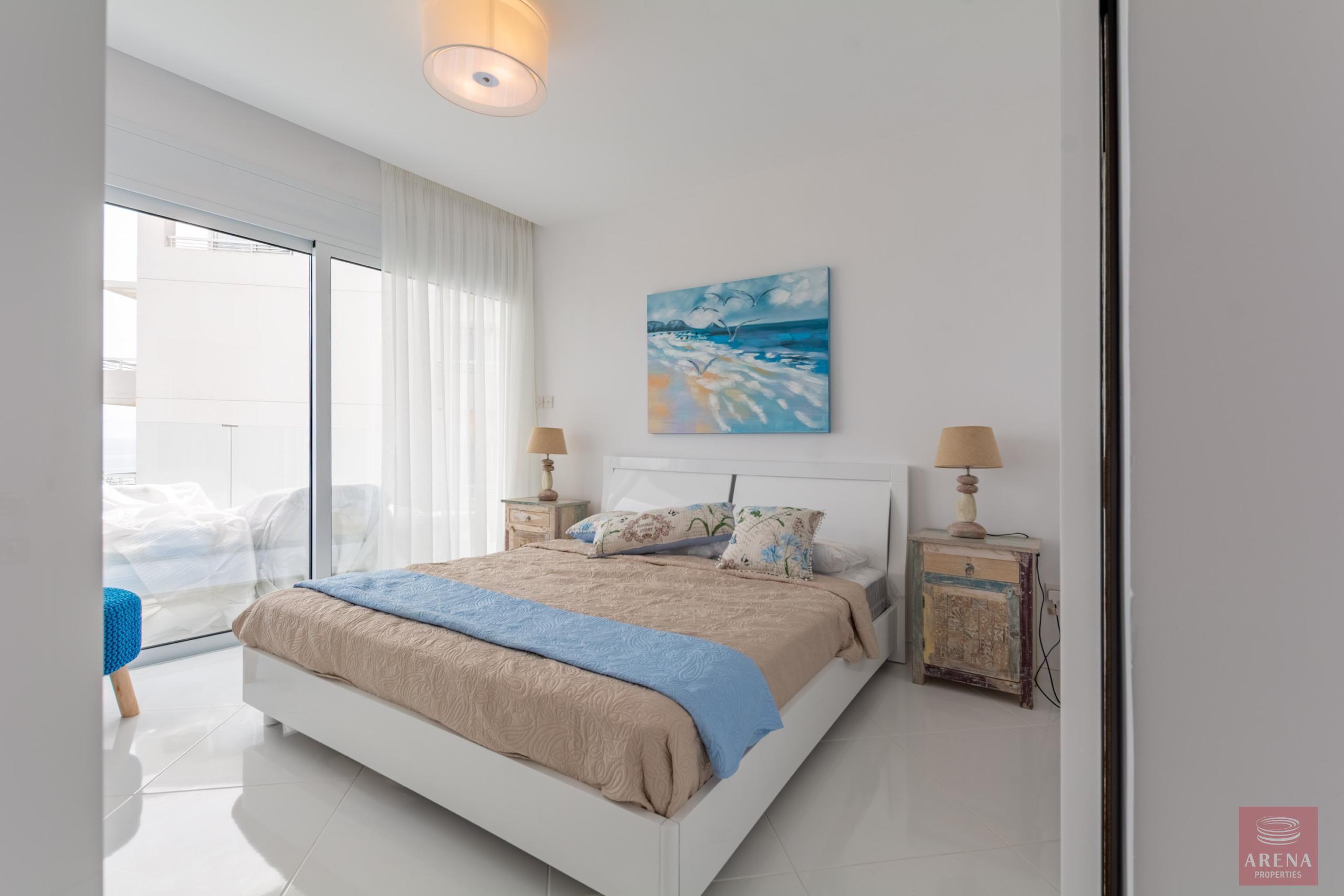 Apartment in Ayia Triada - bedroom