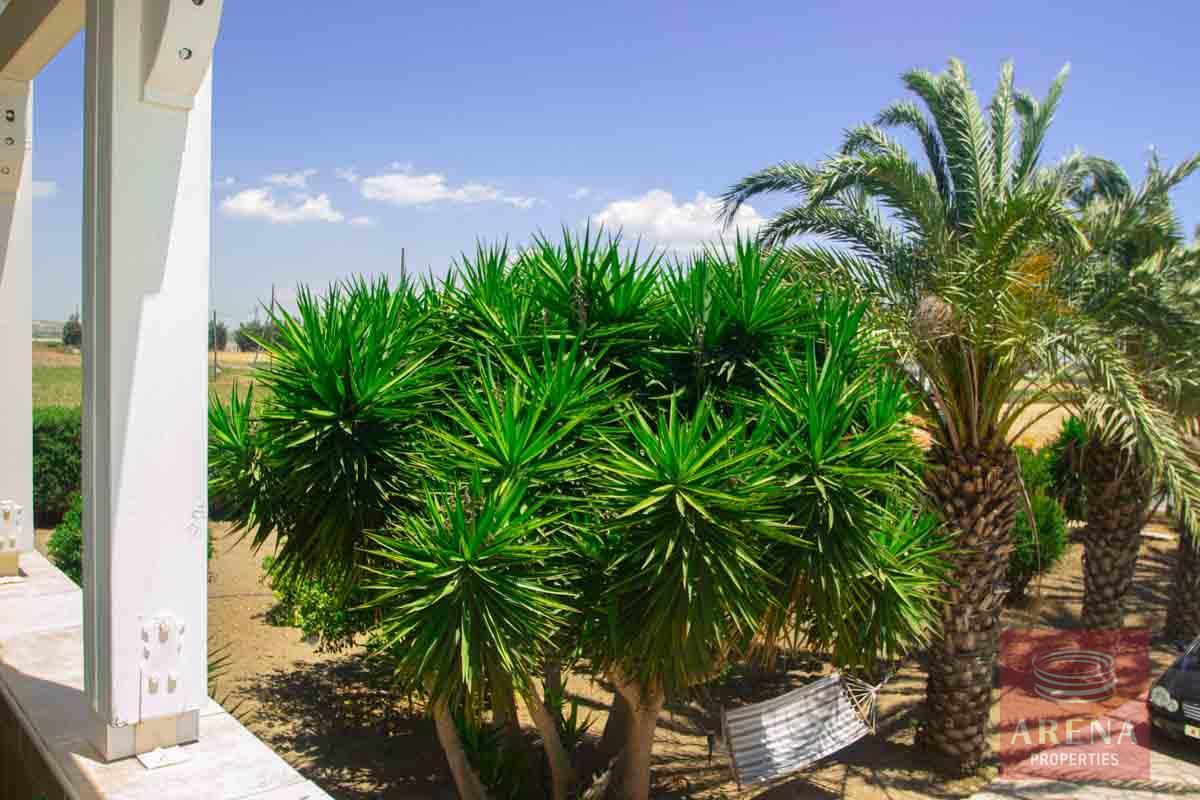 villa in softades for sale - garden
