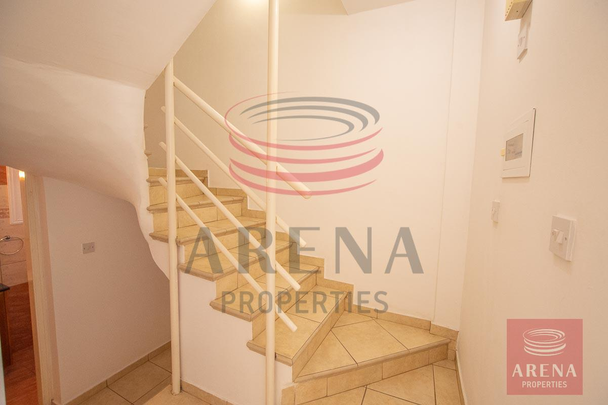 Townhouse for rent - Stairs