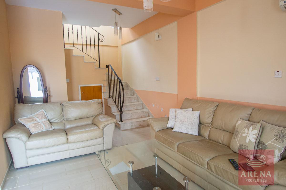 3 Bed Villa in Pernera - siting area