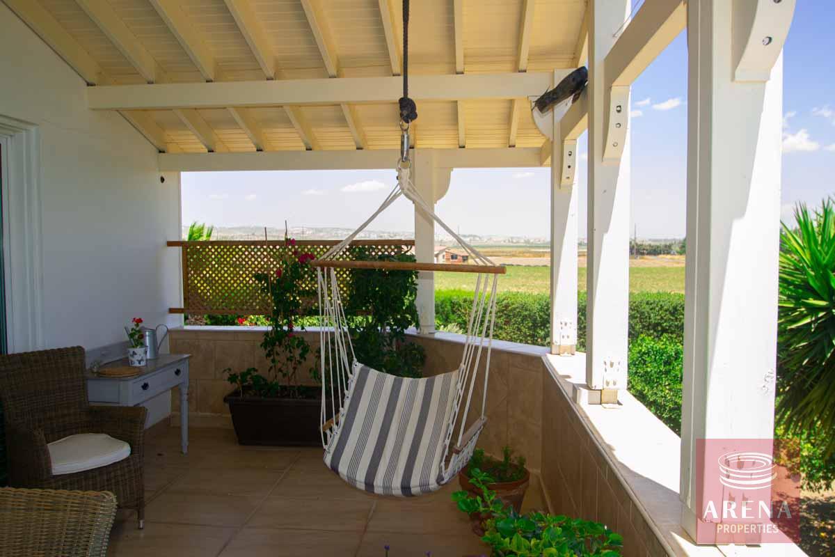villa in softades to buy - balcony