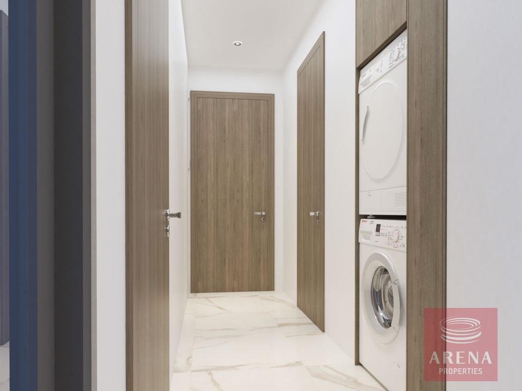 2 Bed flats in Larnaca - hallway