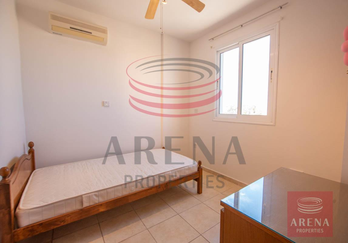Townhouse in Paralimni for rent - bedroom