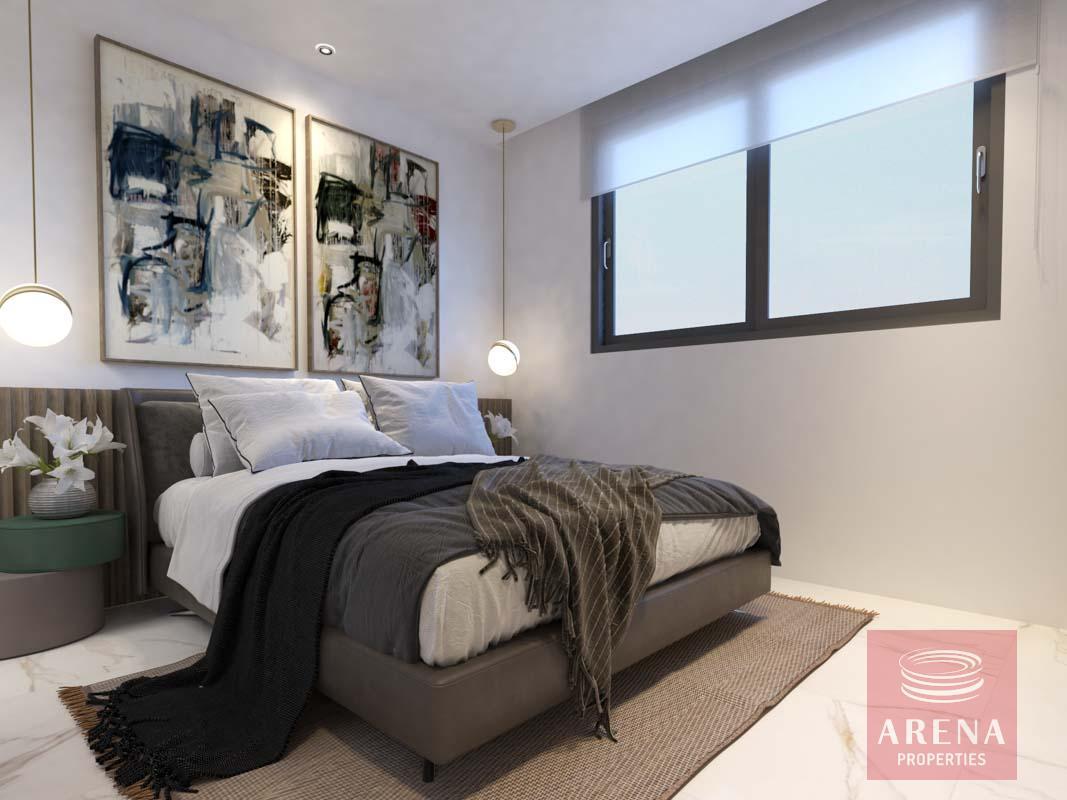 2 Bed flats in Larnaca - bedroom