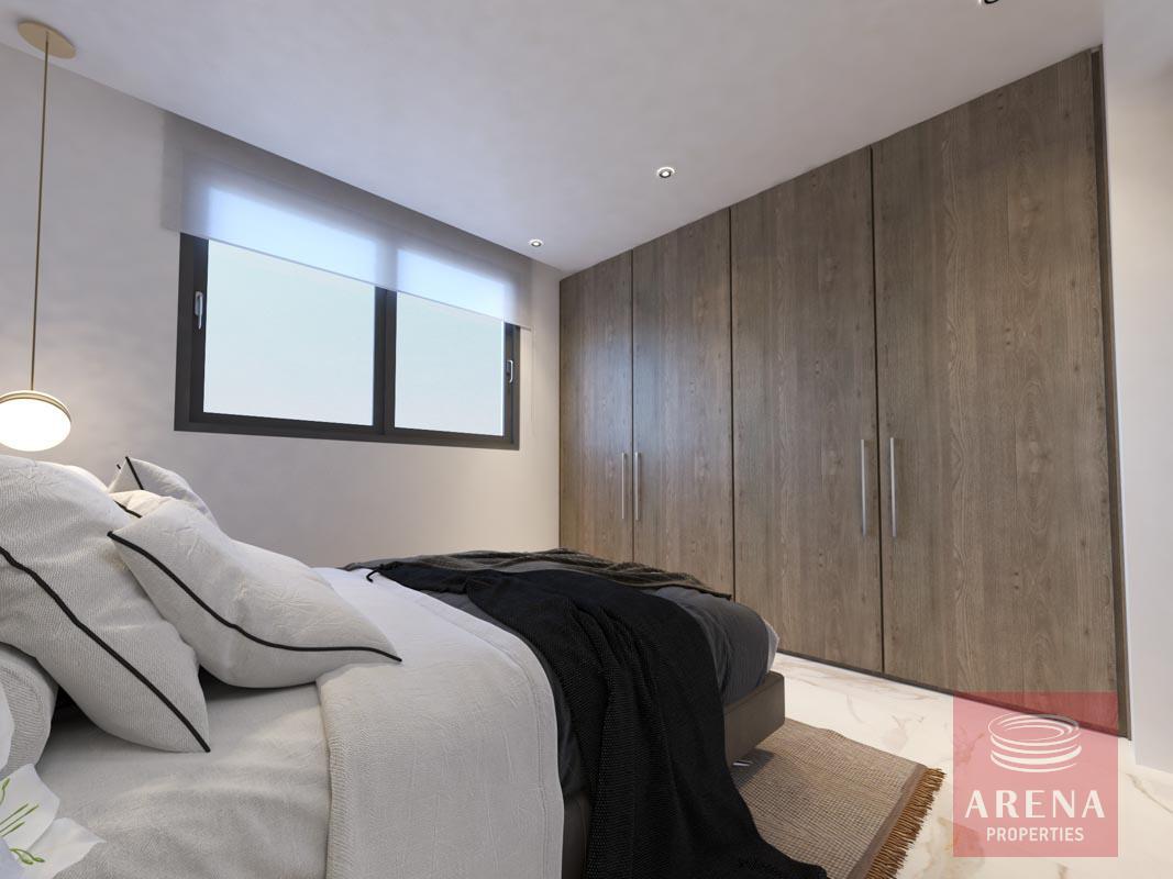2 Bed flats in Larnaca for sale - bedroom