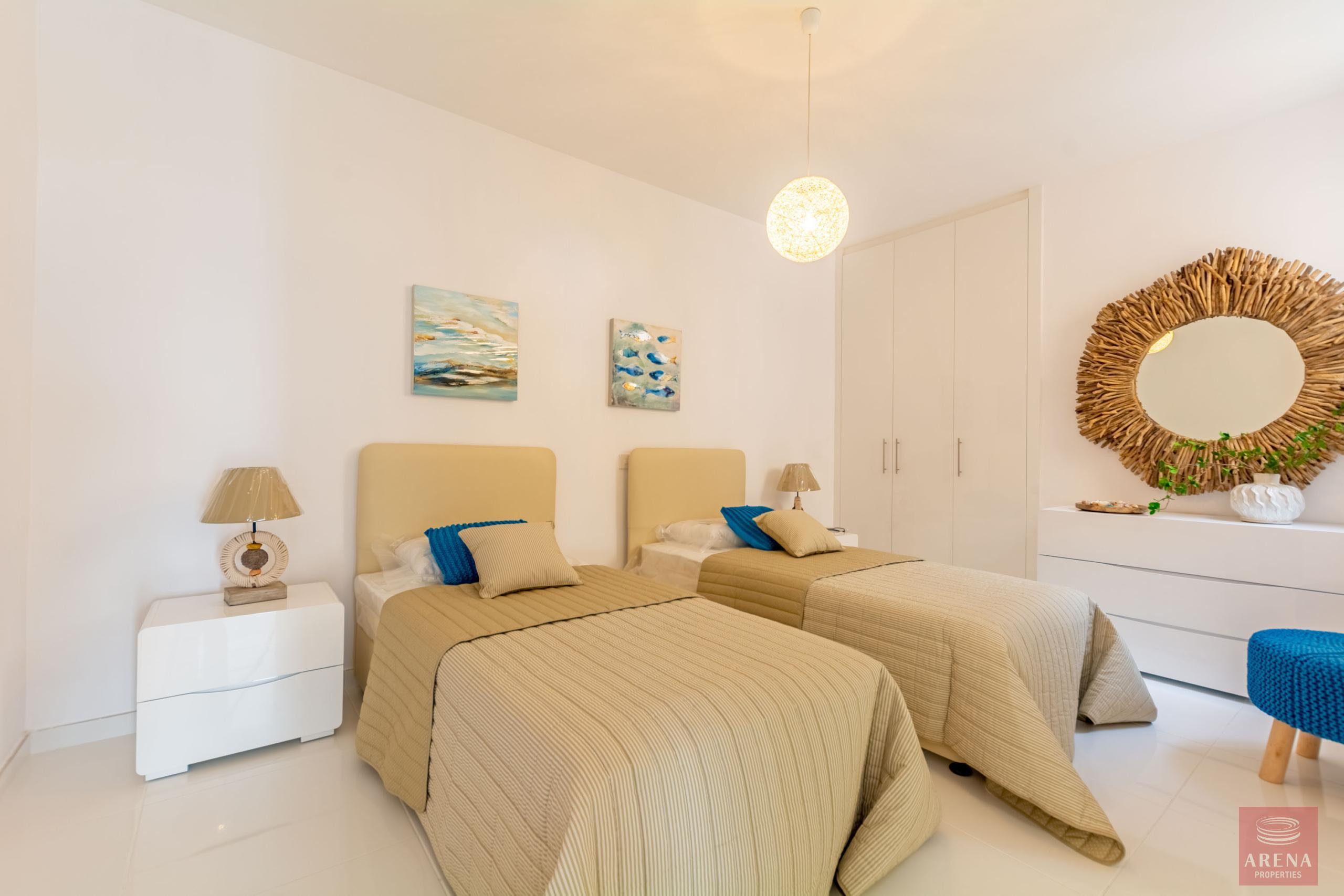 Flat in Ayia Triada to buy - bedroom