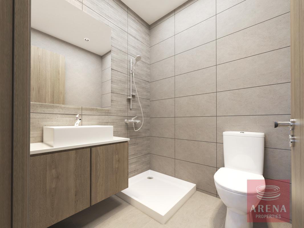 2 Bed flats in Larnaca - en-suite