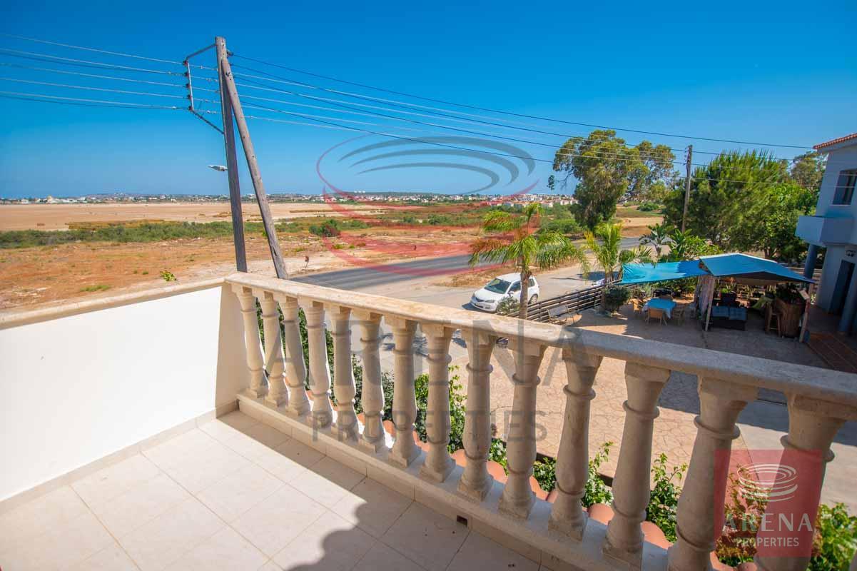 3 Bed villa in Sotira - balcony