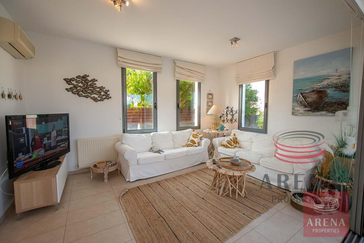 3 bed villa in ayia thekla for sale - living area