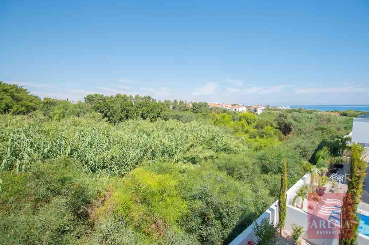 Villa in Kapparis - views