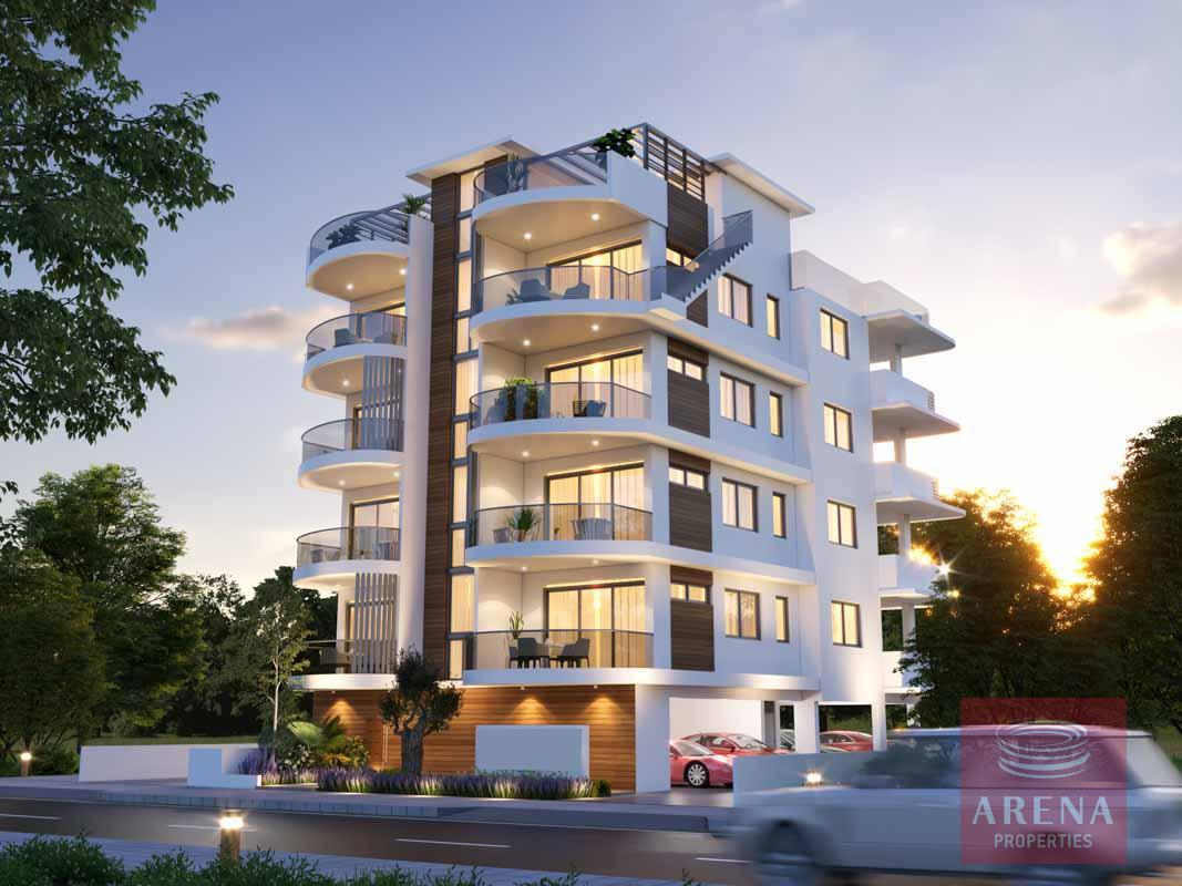 2 Bed flats in Larnaca for sale