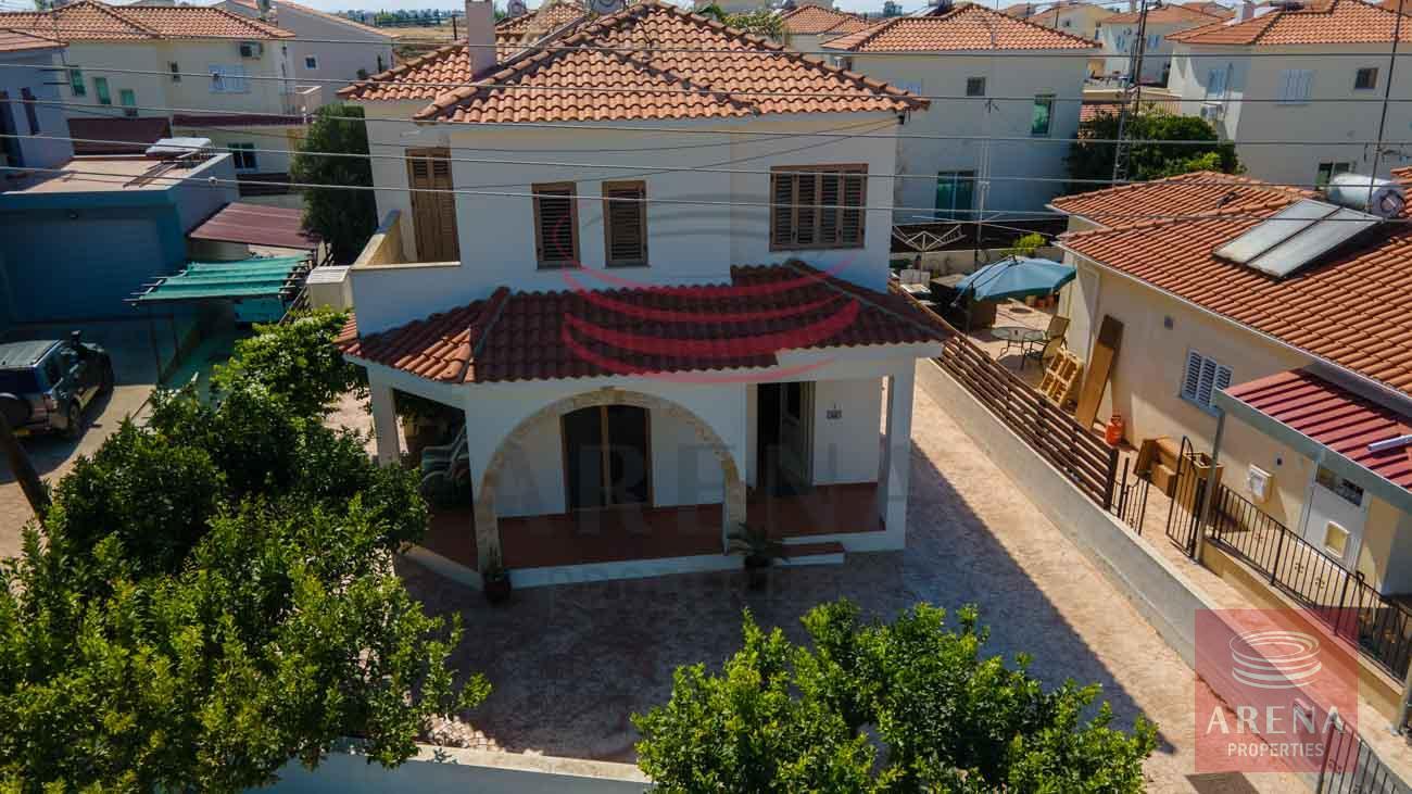 3 Bed villa in Sotira for sale