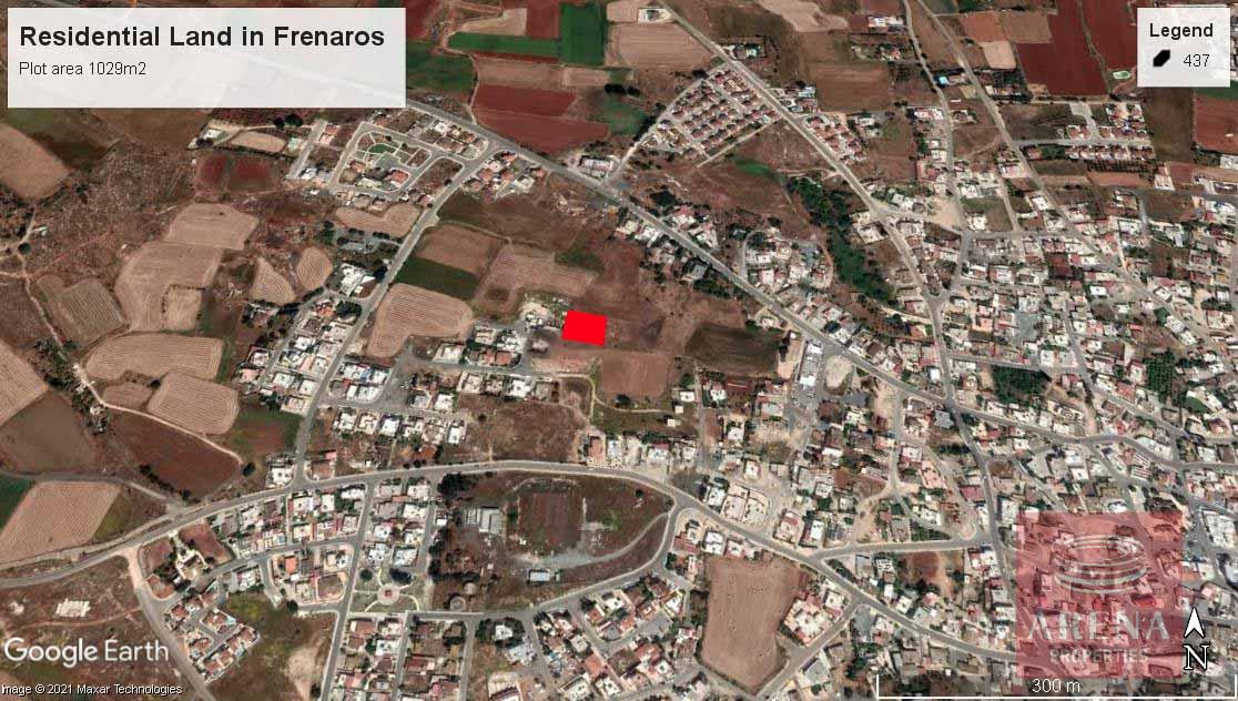 Land in Frenaros for Sale
