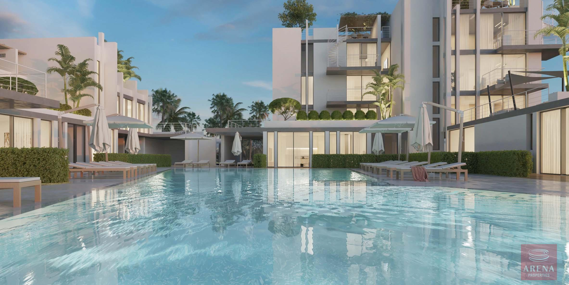 New Project in Kapparis for sale
