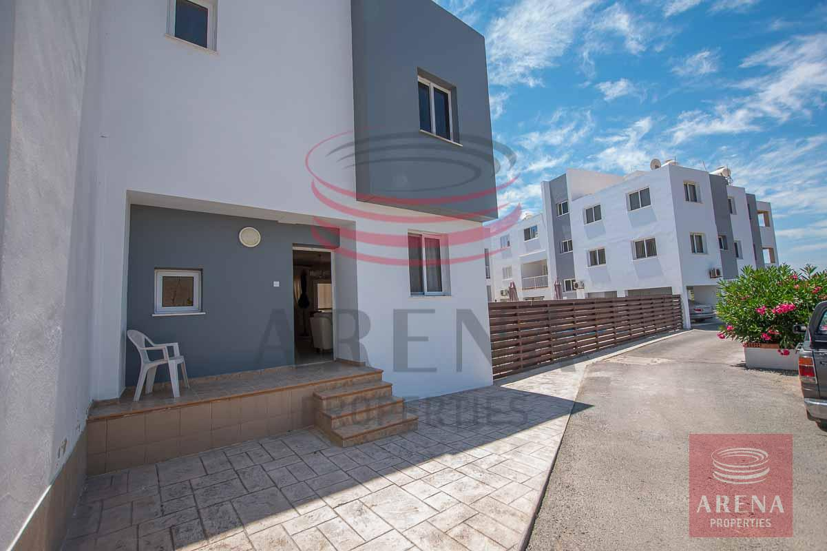 Townhouse for rent in Paralimni