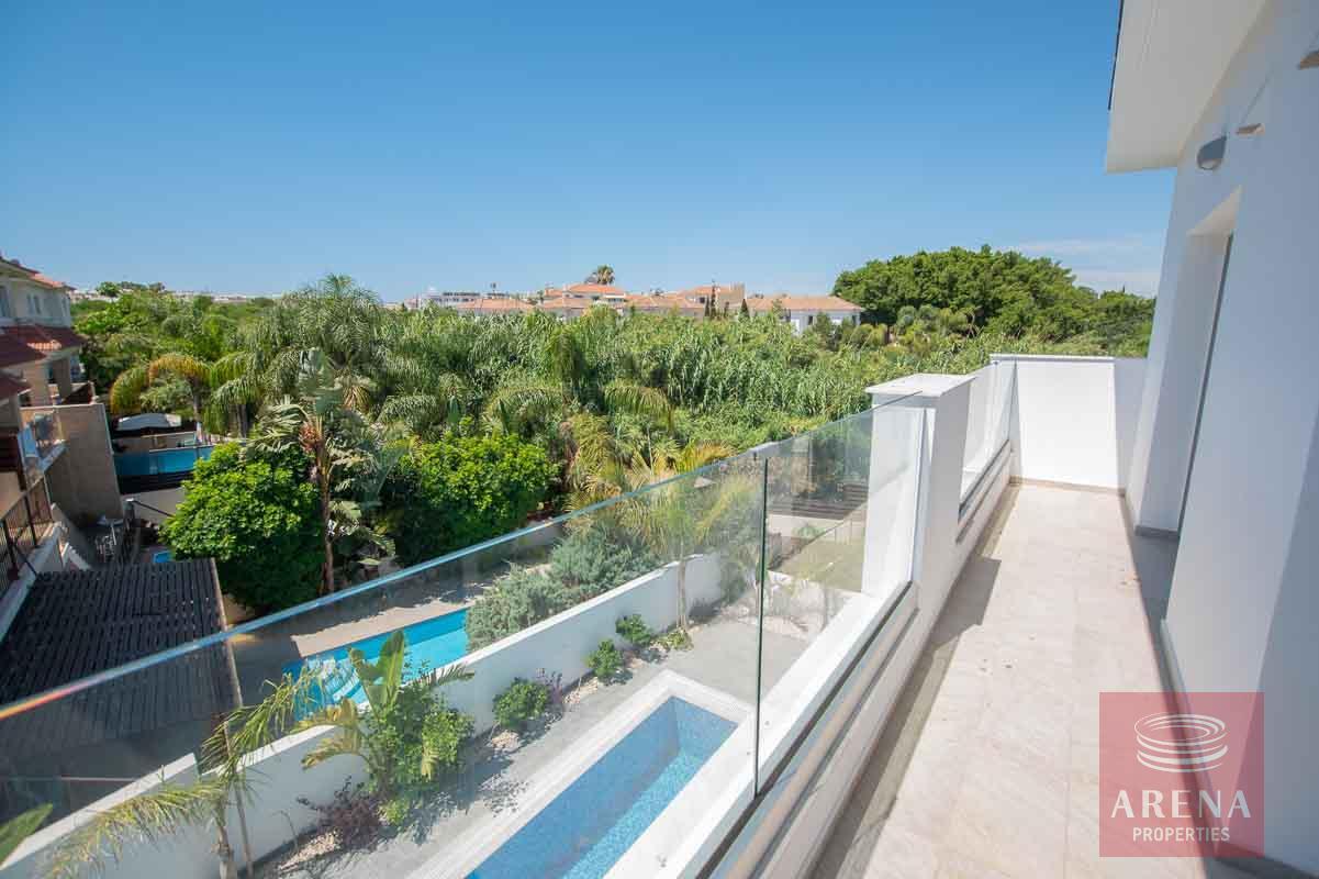 Villa in Kapparis for sale - views
