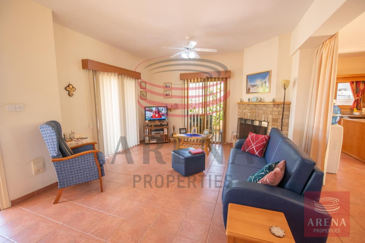 3 Bed villa in Sotira - for sale - sitting area