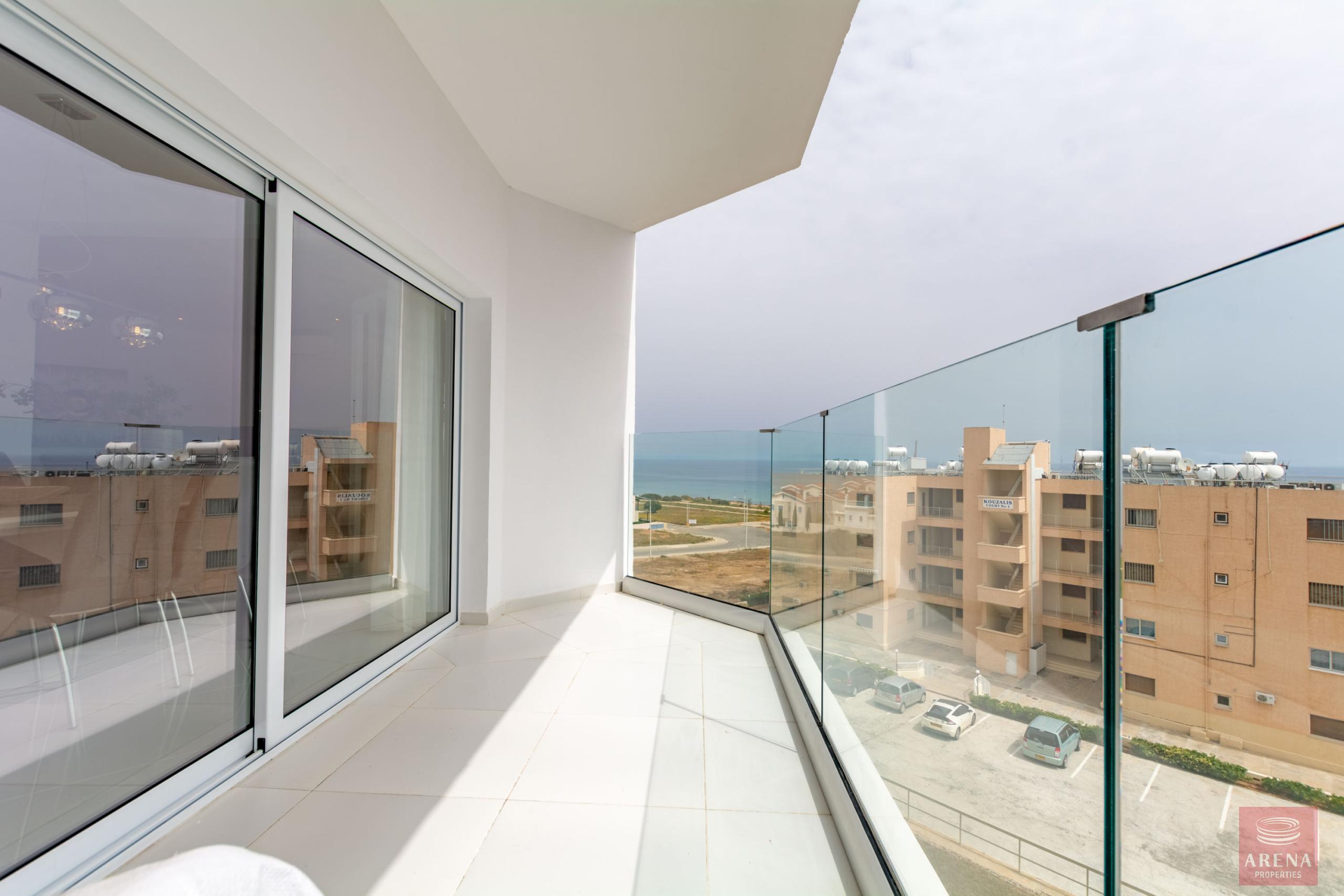 Apartment in Ayia Triada - balcony