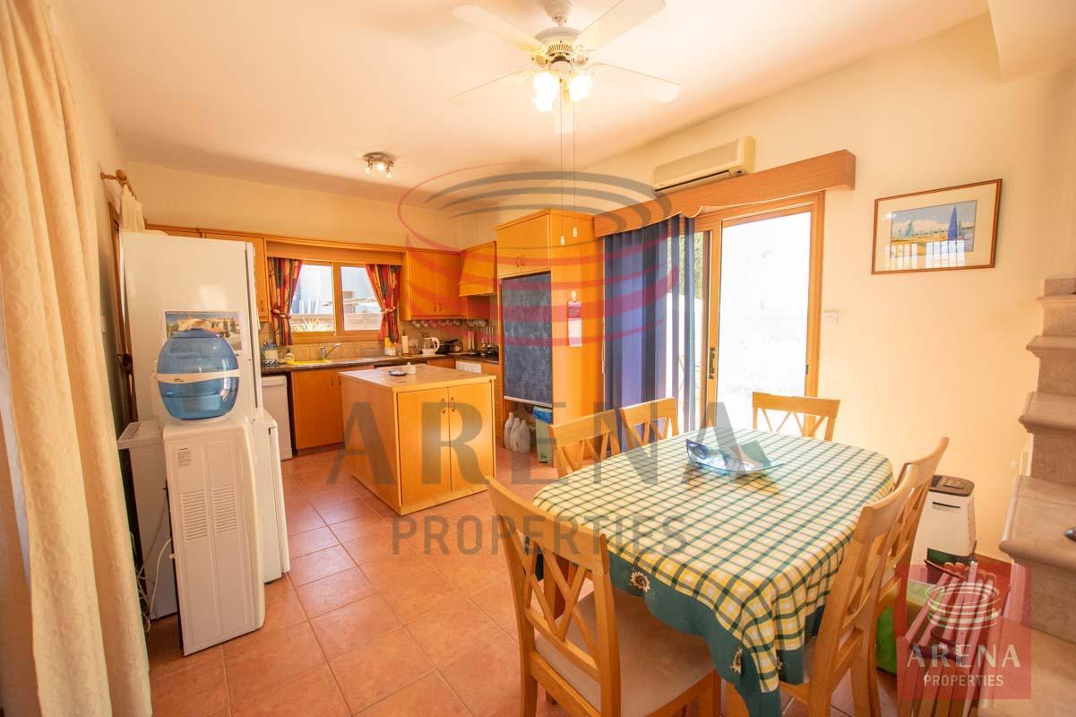 3 Bed villa in Sotira - kitchen area
