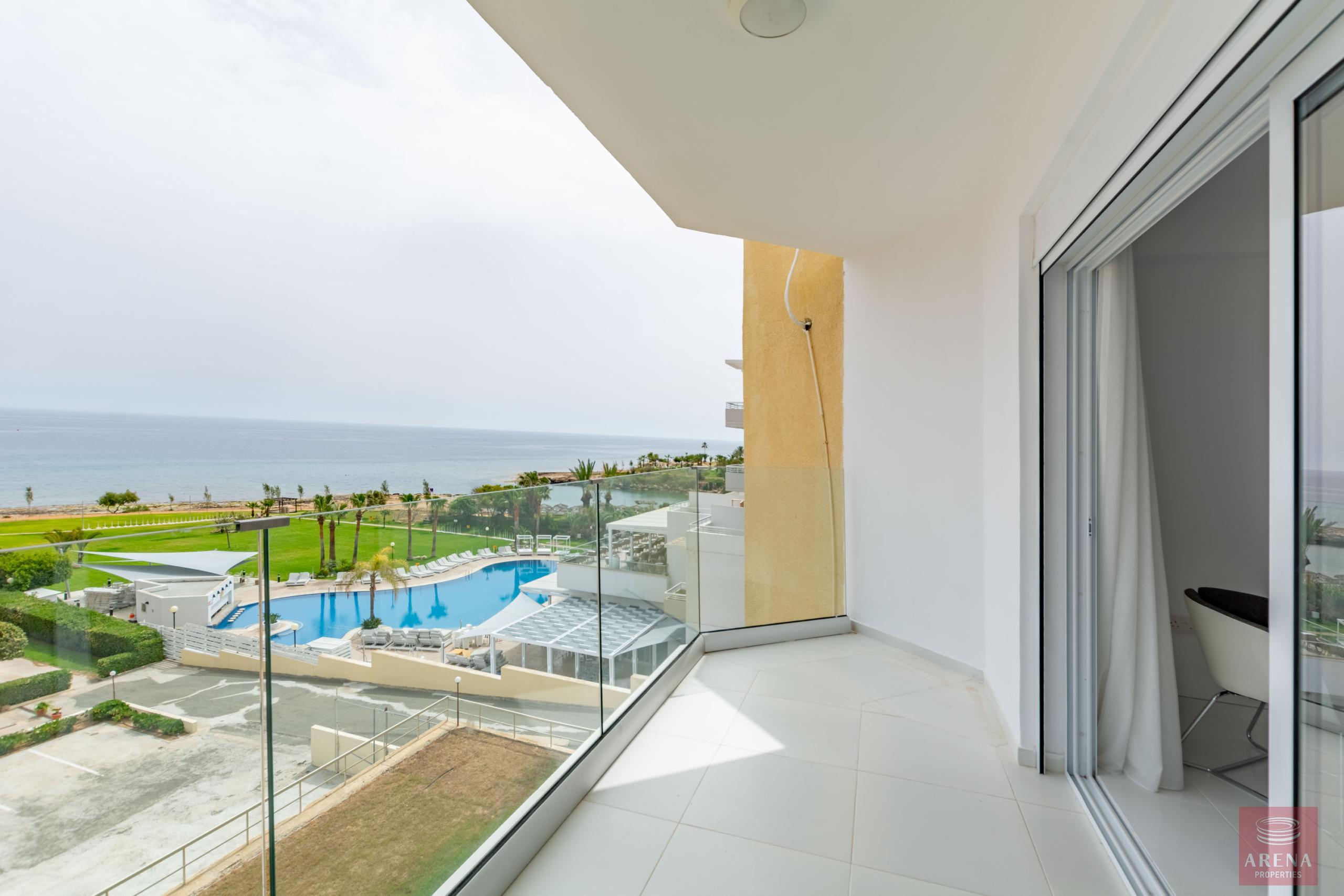 Apartment in Ayia Triada - veranda
