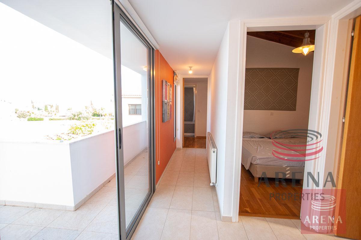 3 bed villa in ayia thekla - hallway