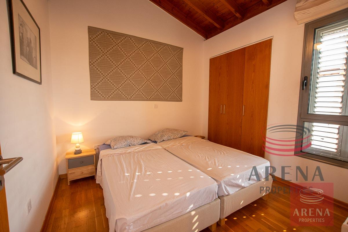 3 bed villa in ayia thekla for sale - bedroom